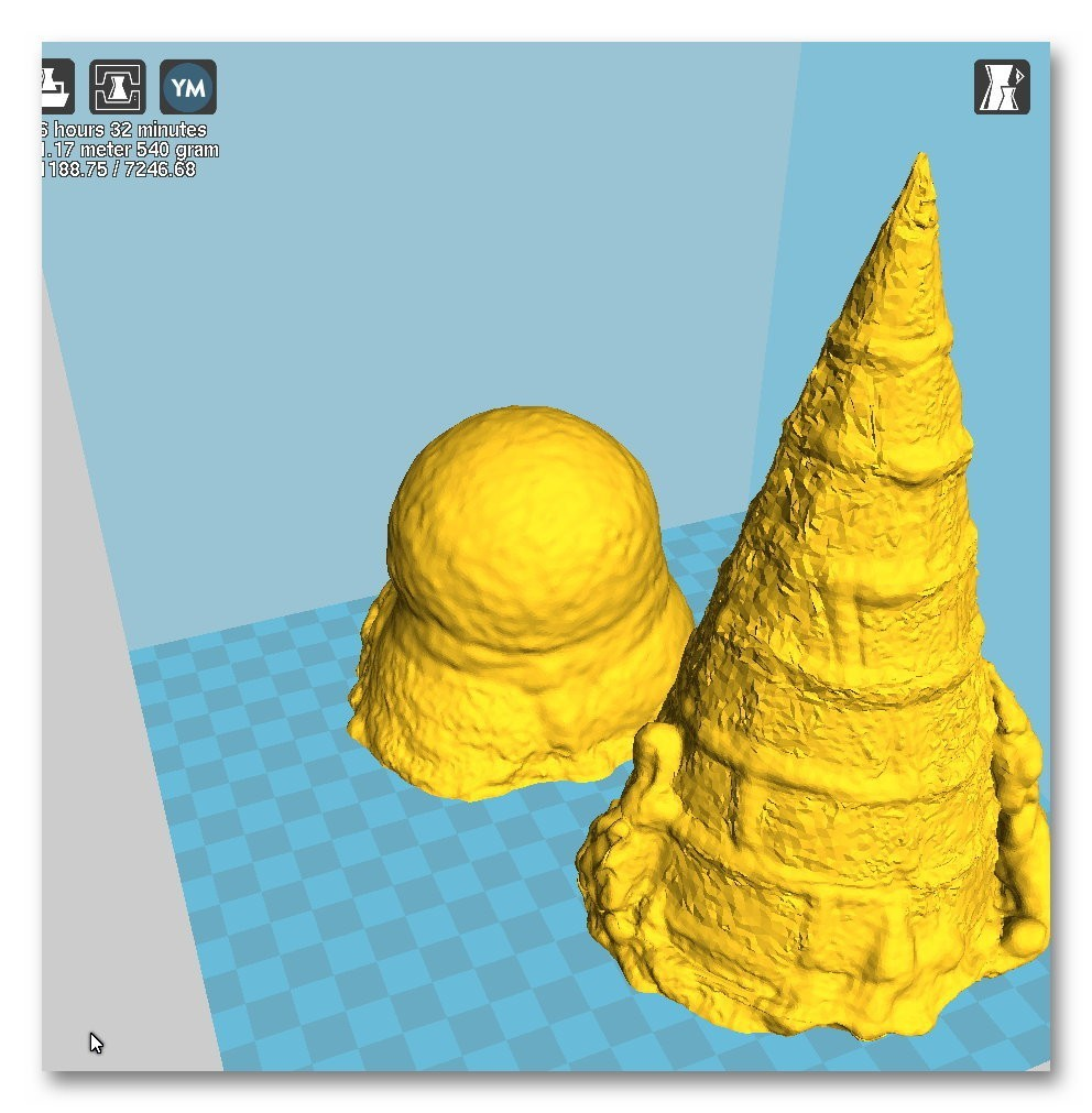 1.jpg Download STL file ice cream • 3D printing object, URkA