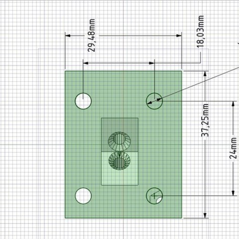 b3e674106aedaacfa202b1162eb0f6a3_preview_featured.jpg Download STL file Changeover of the SC8UU bearing by 623ZZ 3x10x4 mm • 3D printing template, URkA