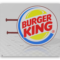 Download 3D printing templates Burger King Plastic coffee Cup, URkA