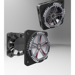 3d printer files Fan cover 40х40 mm, URkA