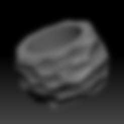 pot.stl Download free STL file Snow White • 3D printable design, El_Chinchimoye