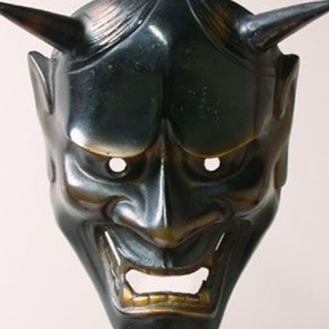 STL Oni Mask, El_Chinchimoye