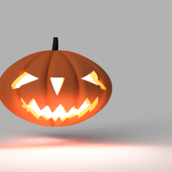 Download free 3D printer model pumpkin, micaldez