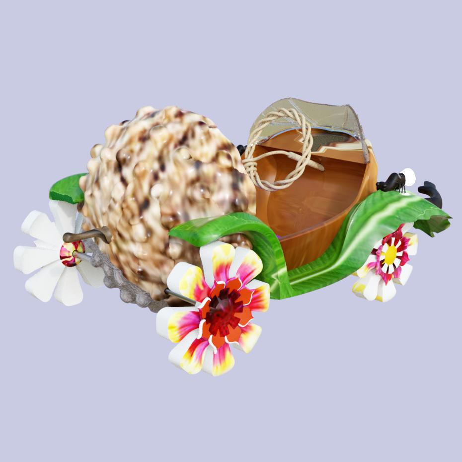 autogland 3.png Télécharger fichier STL gratuit autognome • Objet à imprimer en 3D, micaldez