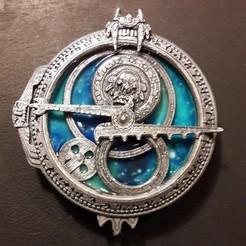 Descargar diseños 3D amuleto de cazador de trolls, micaldez