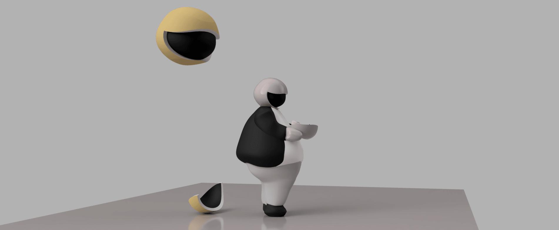 bonom_lambert.png Télécharger fichier STL gratuit le bonom • Objet pour impression 3D, micaldez