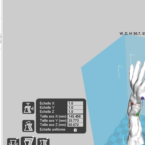 2019-08-01 23_10_03-Cura - 15.04.png Télécharger fichier STL gratuit Branche gratte-dos • Objet pour imprimante 3D, micaldez