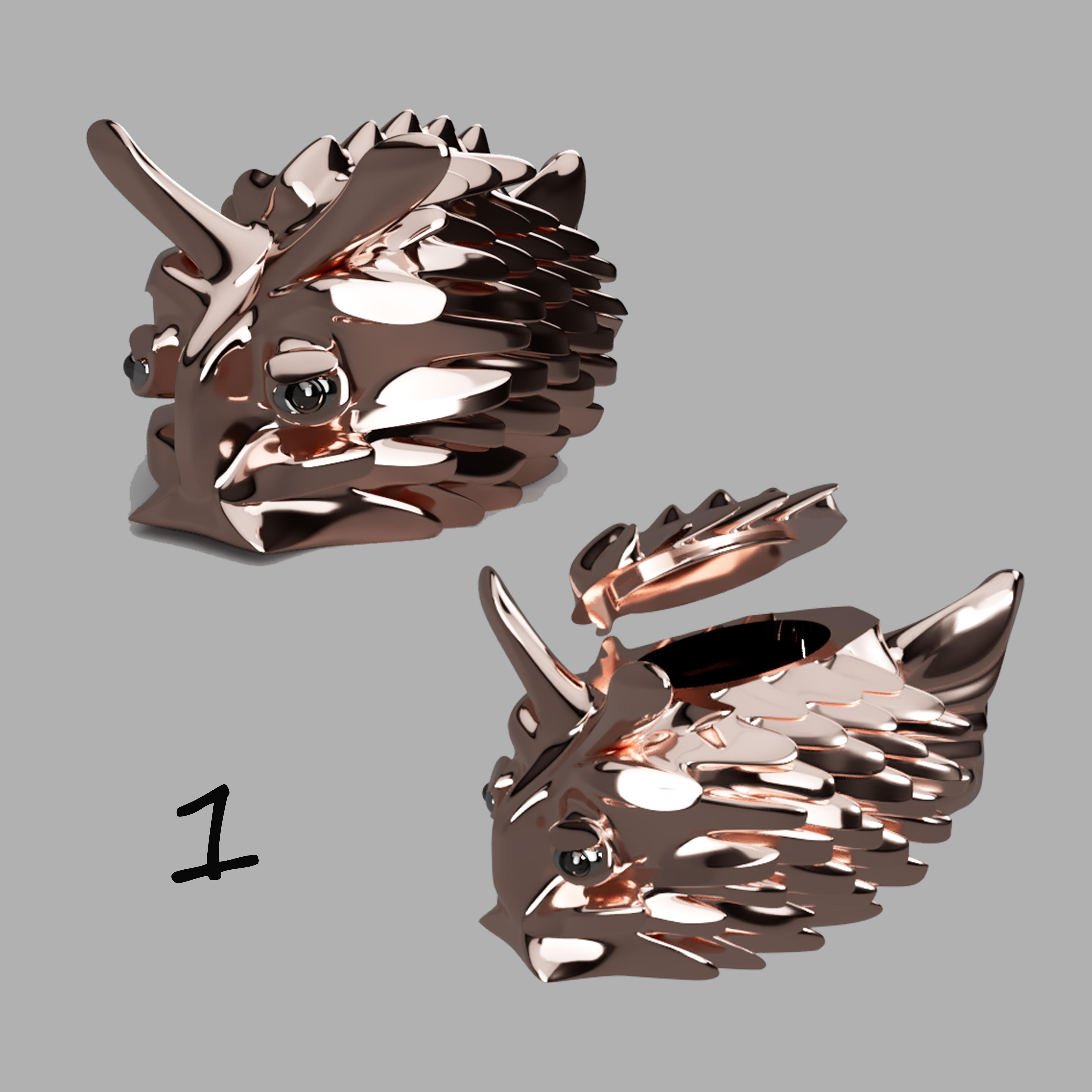 poisson coffre à bijoux 1.jpg Télécharger fichier STL gratuit poisson-coffre à bijoux • Modèle pour imprimante 3D, micaldez