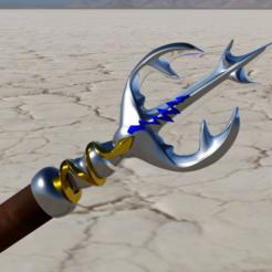 Télécharger fichier 3D gratuit trident, micaldez