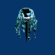 meduse x.png Download free STL file medusa • Object to 3D print, micaldez