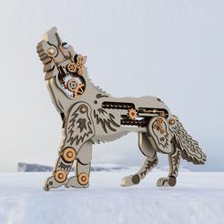 Download 3D model mecaloup, micaldez