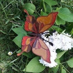 Fichier impression 3D papillon, micaldez