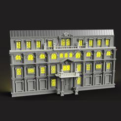 ensemble.PNG Download STL file bank facade • 3D print model, micaldez