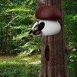 Download free STL Mushroom box, micaldez