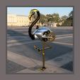Descargar archivo 3D flamenco mecánico, micaldez