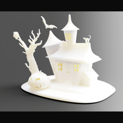 Download 3D printer designs Halloween decoration, micaldez