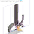 Download free 3D printer model basin vacuum cleaner, micaldez