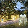 meduse.jpg Download free STL file medusa • Object to 3D print, micaldez