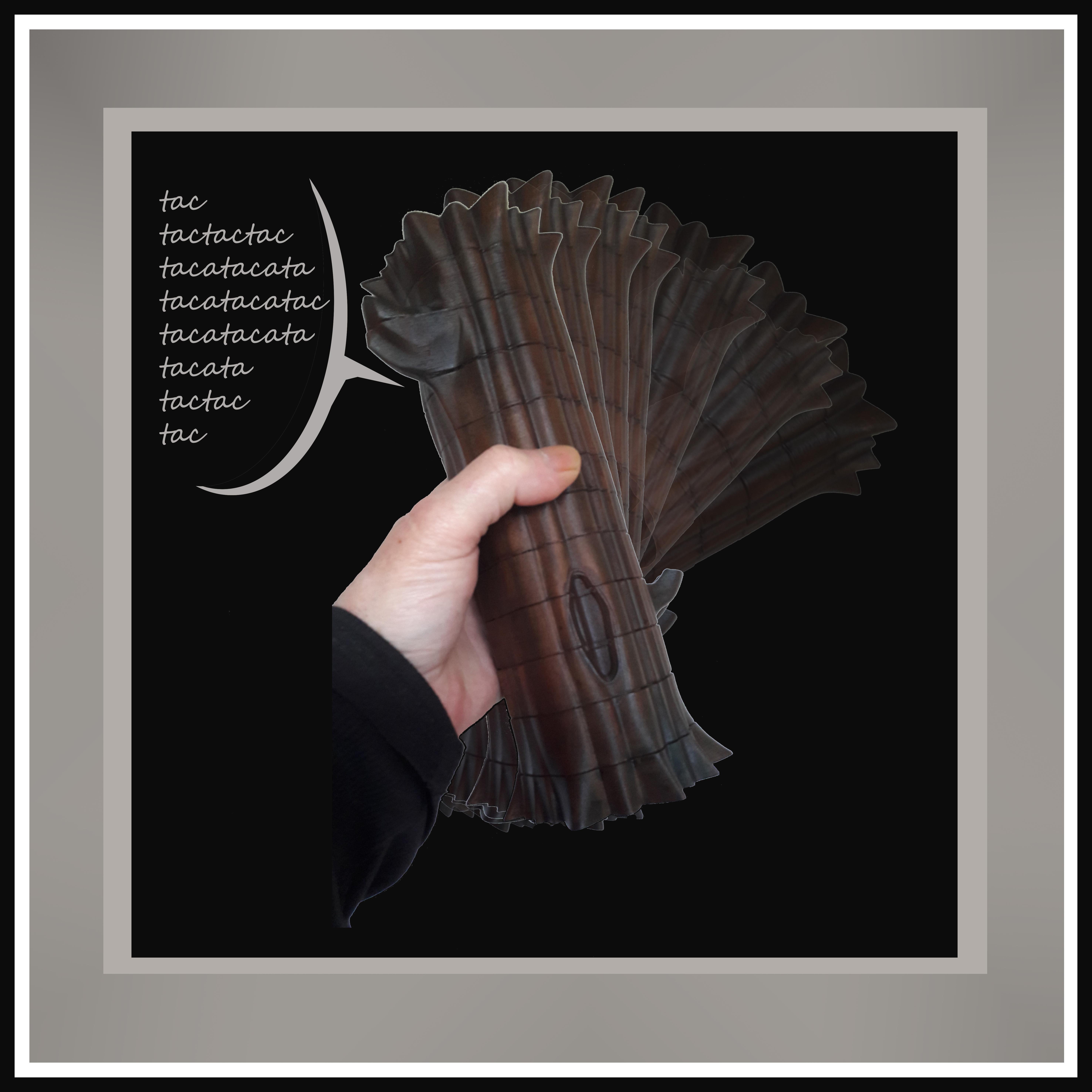tactac.jpg Télécharger fichier STL gratuit Arbre à pluie • Objet imprimable en 3D, micaldez