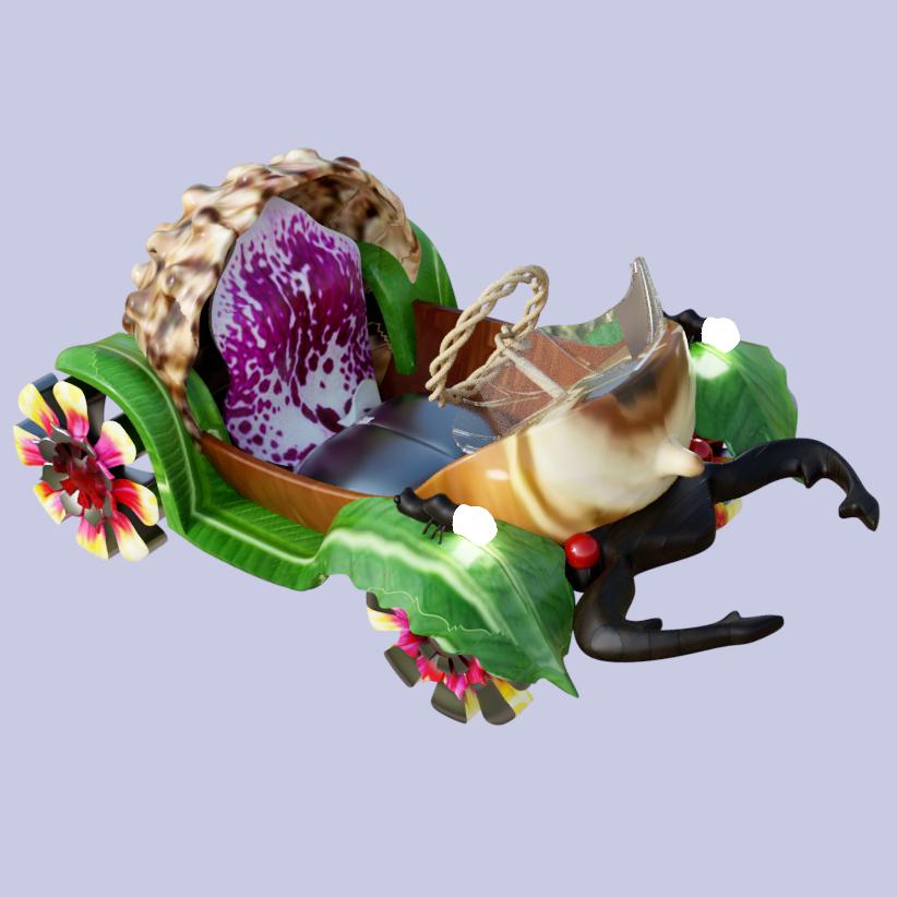 autogland 2.png Télécharger fichier STL gratuit autognome • Objet à imprimer en 3D, micaldez