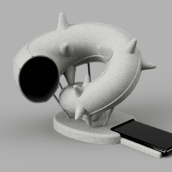 Download free 3D printing models child monitor, micaldez