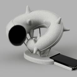 Télécharger modèle 3D gratuit accoustophone, micaldez