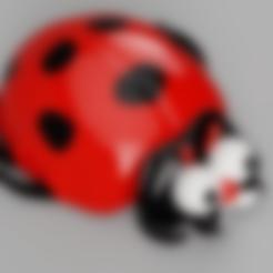 pignon x 2.stl Télécharger fichier STL coccinelle ramasse miettes • Plan pour impression 3D, micaldez