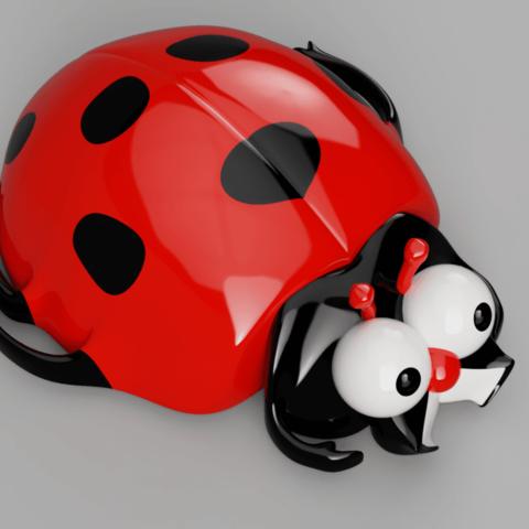 ramasse_mietes 3 4.png Télécharger fichier STL coccinelle ramasse miettes • Plan pour impression 3D, micaldez
