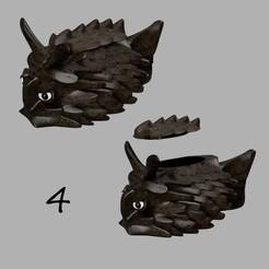 Descargar diseños 3D gratis joyero pescado, micaldez