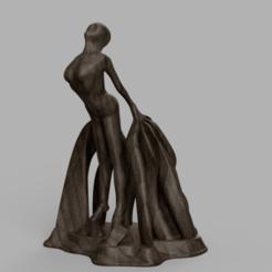 Descargar diseños 3D bailarina, micaldez
