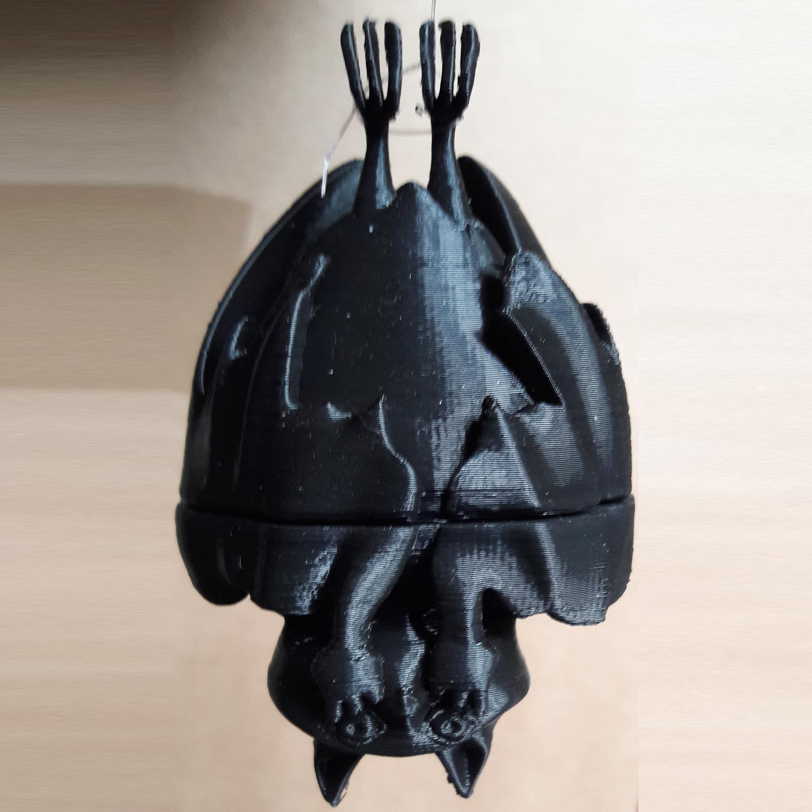 2.jpg Télécharger fichier STL gratuit chauve-souris • Objet imprimable en 3D, micaldez