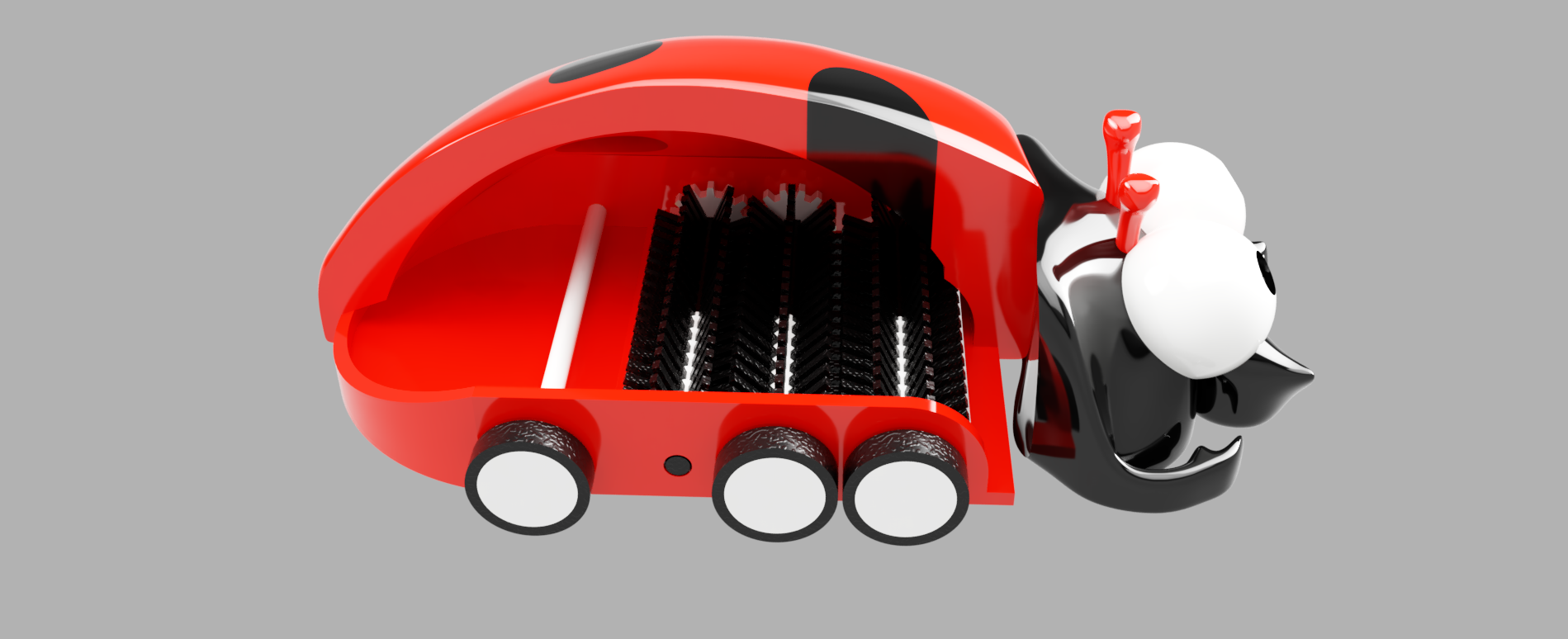 ramasse_mietes coupe.png Télécharger fichier STL coccinelle ramasse miettes • Plan pour impression 3D, micaldez