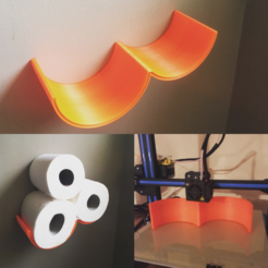 Free 3D print files Toilet Roll Storage Cloud, ranibizumab