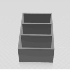 Imprimir en 3D gratis Organizador de cabeceros, DL3D-MAKER