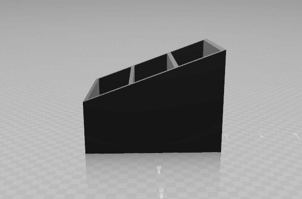 organisateur de table de nuit coté.png Download free STL file Organizer of bedhead • 3D printable model, DL3D-MAKER