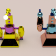 Free 3D file Nice Robot, santiagomorantediaz