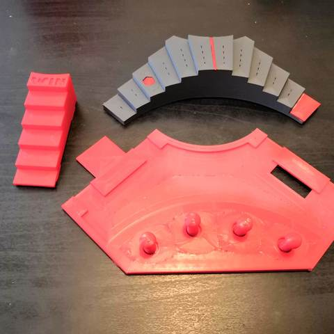 IMG_20180920_080411.jpg Download free STL file Little Horse Games - Ludo King • 3D print template, thomasf