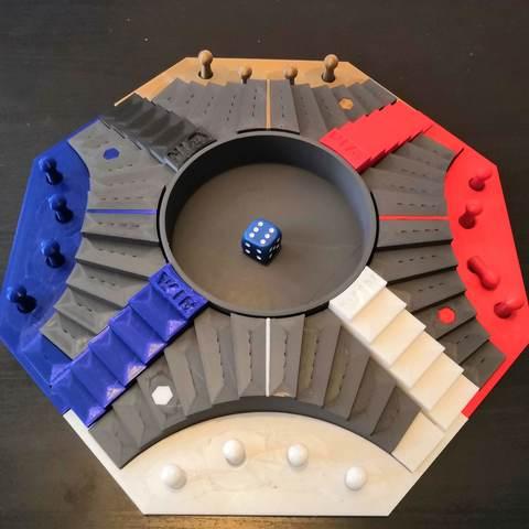 Télécharger modèle 3D gratuit Jeux petits Chevaux - Ludo King, thomasf