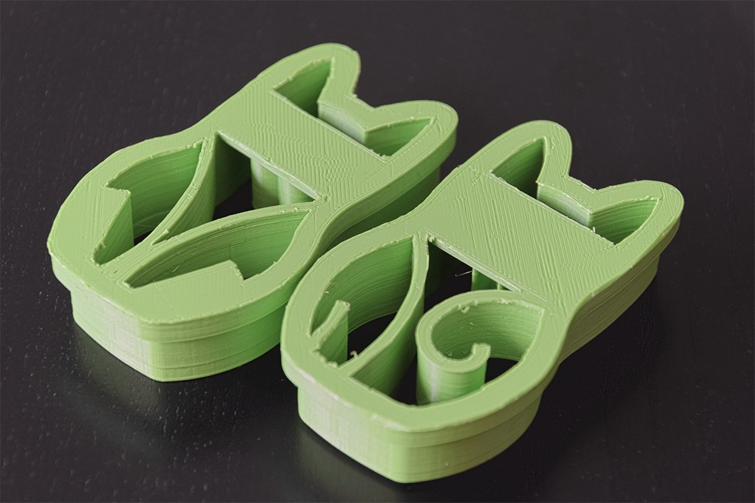 02 - CATter dietro.jpg Download free STL file The CAT-ters - Cookie Cutters • 3D printing object, Nawamy