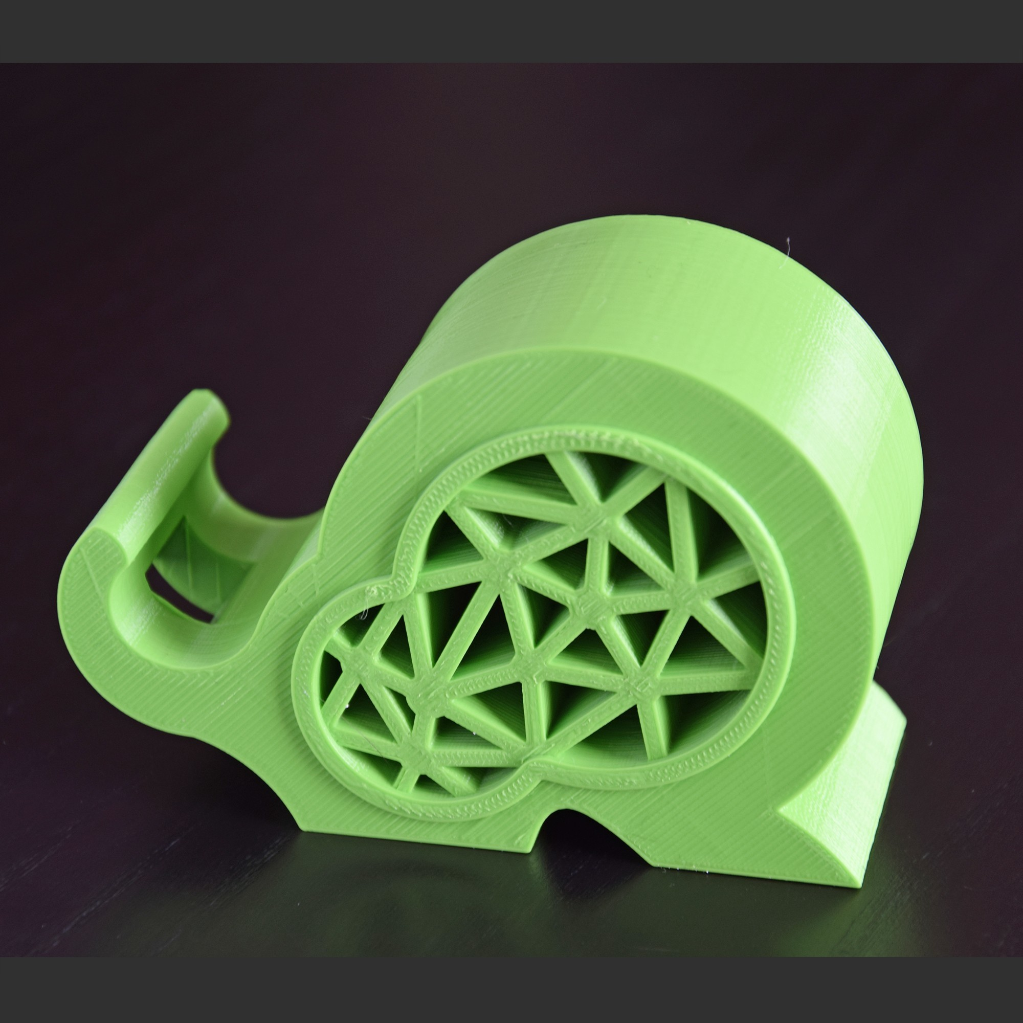 magigoocontest_mobileholder_byNawamy_02.jpg Download free STL file Magigoo mobile-holder • Template to 3D print, Nawamy