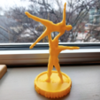 Capture d'écran 2018-02-05 à 14.50.02.png Download free STL file Low Poly Acrobats • 3D print design, MelanieDC