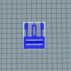 Download free 3D printing templates binder loop, wilfranck