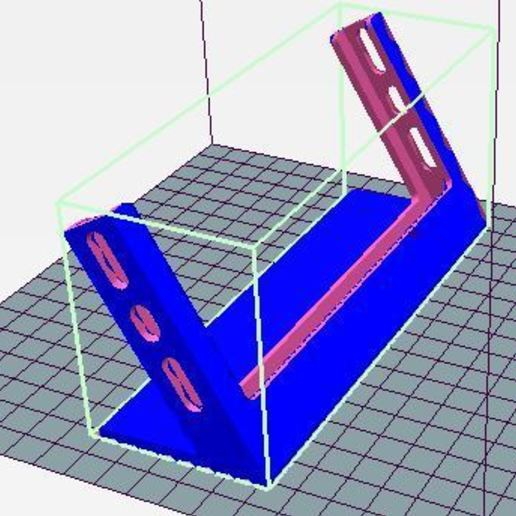 Download free STL file horizontal support iphone 6/7/8 with cover • Model to 3D print, wilfranck