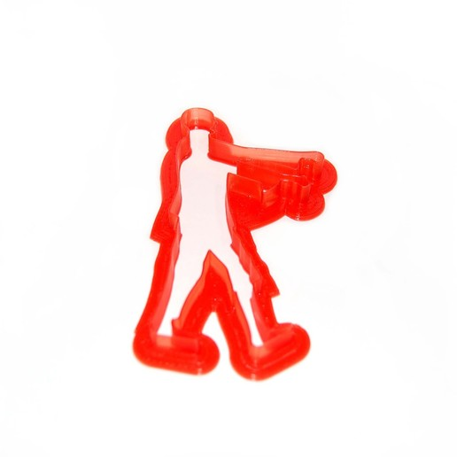 Download free STL file zombie cookie cutter, tom4zsibanc