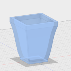 Download free 3D printing files Planter, AnthonyVanVolkinburg