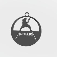 LOGO METALLICA.png Télécharger fichier STL METALLICA • Objet pour impression 3D, crivi000