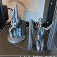 Descargar archivo 3D Bailarina de poste - Portapluma, spacemark