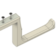 Download free 3D printing files Staircase support, ladder stand, santravis