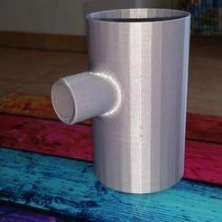 a.jpg Télécharger fichier STL Récupérateur eau de pluie • Plan pour impression 3D, Jorony