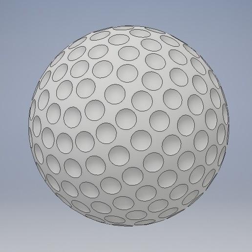 Télécharger fichier STL gratuit Balle Golf, Jorony
